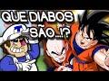 MELHORES FAN GAMES DE DRAGON BALL! - Que diabos são!?