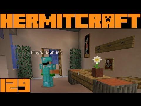 Hypno HermitCraft E129: Moving Time!!