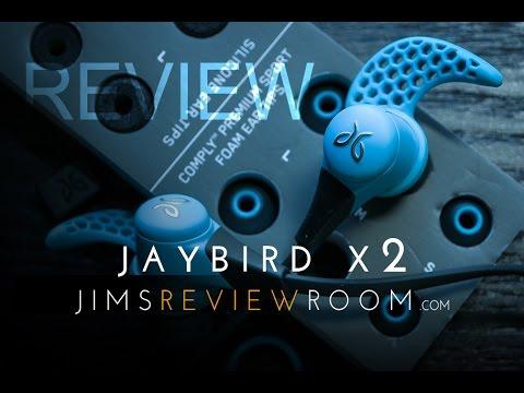 Jaybird X2 Wireless Earphones - REVIEW