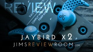 Jaybird X2 Wireless Earphones - REVIEW