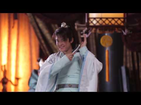 【古剑奇谭二】花絮:付辛博剧组日常生活报道 | Swords of Legends II - BTS