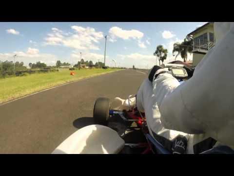 IAME x30 125cc Leopard TAG Kart