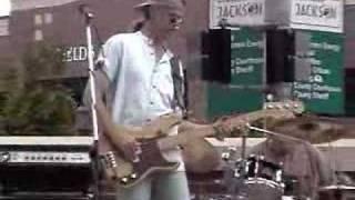 Gary Rasmussen With White Chili