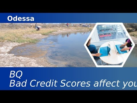 Auto Loan Application Bad Credit Affects Your Life Odessa TX How It Works Better Qualified
