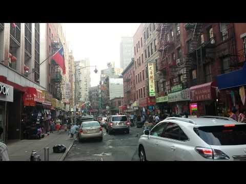 Mott Street NYC Chinatown
