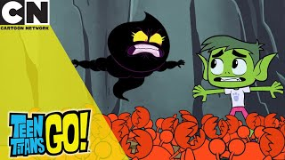 Teen Titans Go! | Criminal Crabs | Cartoon Network UK