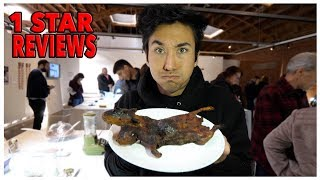 Eating At The Disgusting Food Museum (1 STAR)