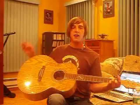All Time Low - Jasey Rae (Acoustic) Cover by True A