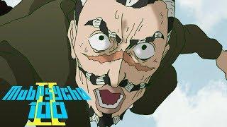 Scar vs Shimazaki | Mob Psycho 100 II