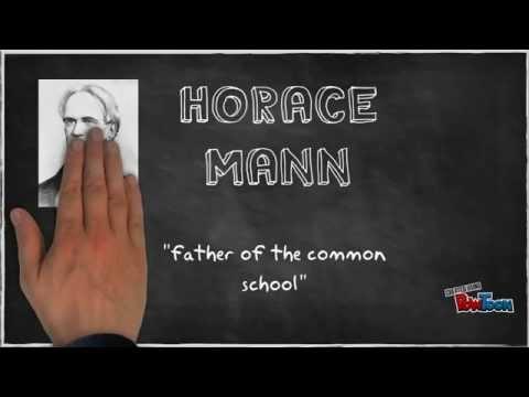 Horace Mann: Educational Reform