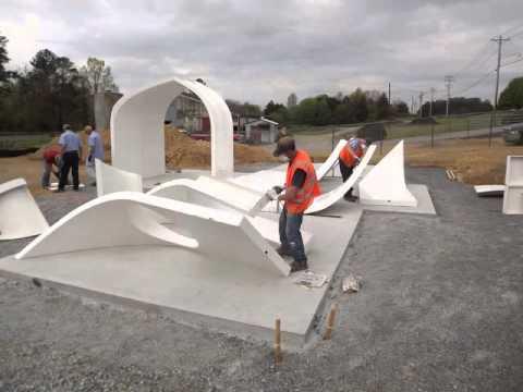Colfibrex Green House System Installation