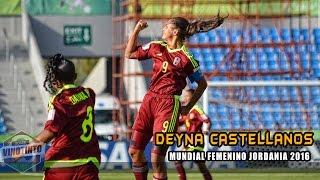 Goles Vinotinto │ GOL de media cancha de Deyna Castellanos │ Venezuela 2-1 Camerún