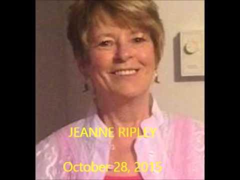 Jeanne Ripley - October 28, 2015