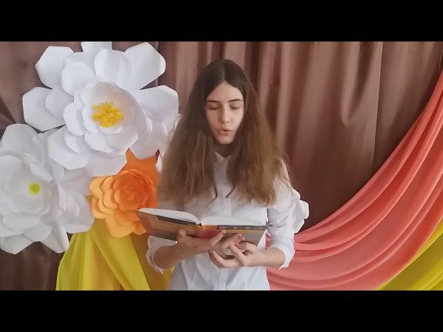 Изображение предпросмотра прочтения – СветланаЖила читает произведение «К *** (Я помню чудное мгновенье)» А.С.Пушкина
