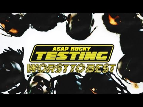From Worst to Best: 'TESTING' by A$AP Rocky (Tracklist Ranked)