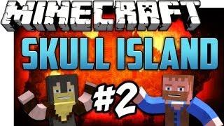 Minecraft: SKULL ISLAND | SHEEP ISLAND, Ep.2