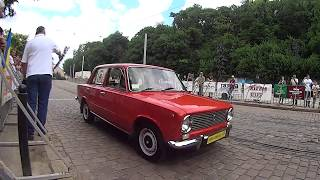 Leopolis Grand Prix 2018 #3 Клас радянського автопрому. ГАЗ 21