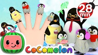 Finger Family Songs   CoComelon Nursery Rhymes & Kids Songs