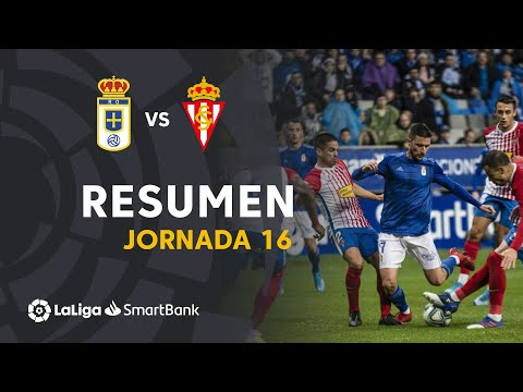 Resumen de Real Oviedo vs Real Sporting (0-0)