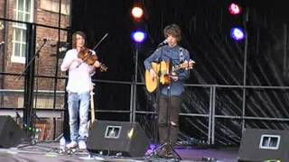 Ben Owen & Robbie Sherratt 1 Live @ Stone Music & Arts Festival  - Covers / Fiddle Tunes