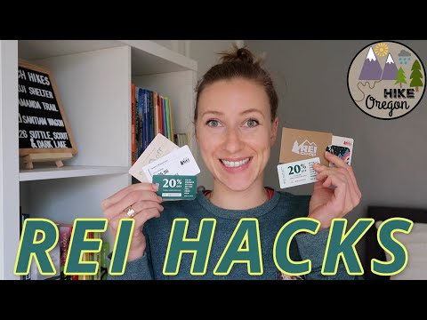 REI Money Saving Hacks & What To Purchase There