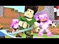 "NEW Minecraft Song ""Minecraft VS Roblox Battlefield"" Minecraft and Roblox Music Video Series"