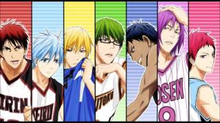 Repeat youtube video Kuroko no Basket 2 Opening 1 The Other self (FULL)