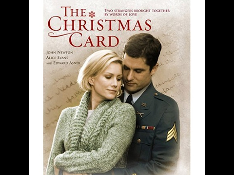 Christian Romance  The Christmas Card  Movie