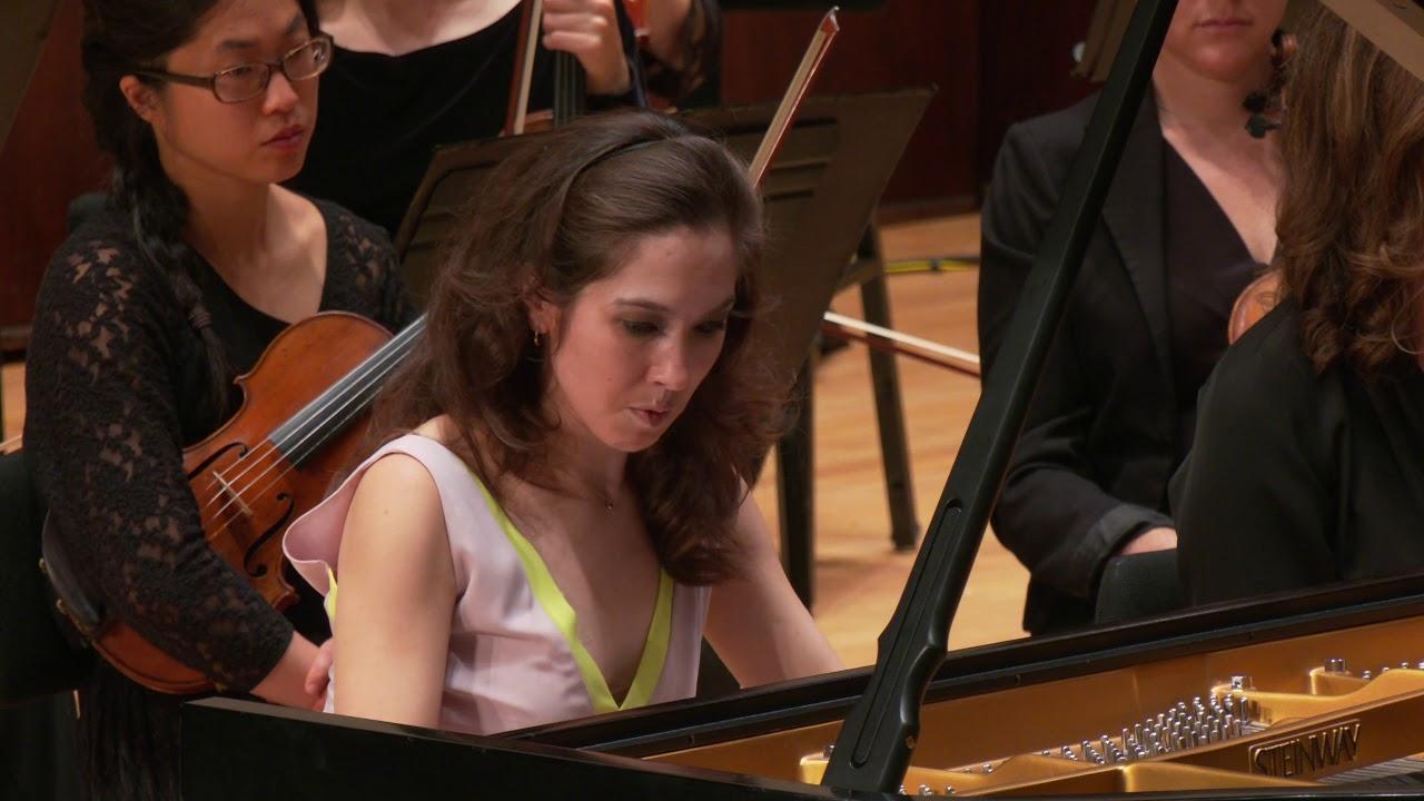 Artwork representing WA Mozart Concerto for Two Pianos excerpt 4K UHD