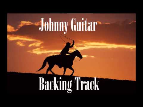 Johnny Guitar Backing Track (Fixed Intro Tempo)