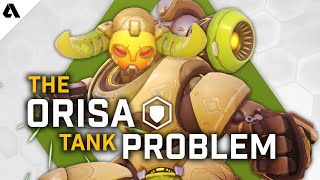 Overwatch Has A Problem: Orisa and The Tank Meta