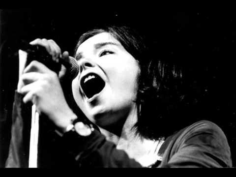 The Sugarcubes - Motorcrash (Icelandic) Live @ Paradiso, Amsterdam, Netherlands, (07-08-1988)