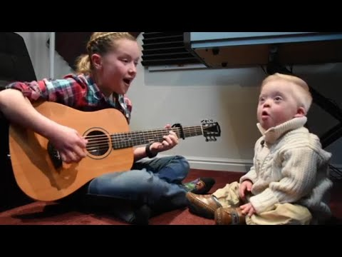 "Stories behind ""I Can Only Imagine"" by One Voice Children's Choir - Lydia and Bo #wdsd2018"