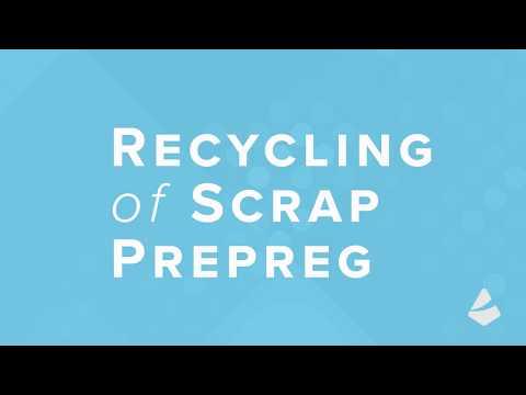 SAMPE Journal Explains: Recycling Prepreg
