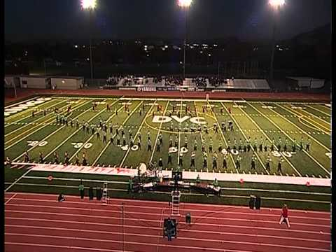 Leigh High School Marching Band - Jekyll and Hyde Phenomenon - 2008