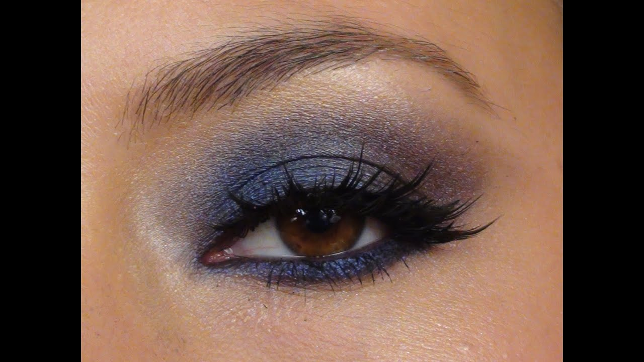 Exceptionnel Tutoriel maquillage | Rockstar Evidence (Palette Smoked Urban  QC18