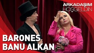 Video Arkadaşım Hoşgeldin | Tolga Çevik ve Banu Alkan | Barones download MP3, 3GP, MP4, WEBM, AVI, FLV November 2018
