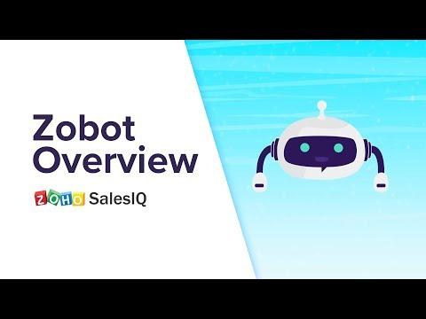 Best Chatbot For Website: Zobot - Zoho SalesIQ