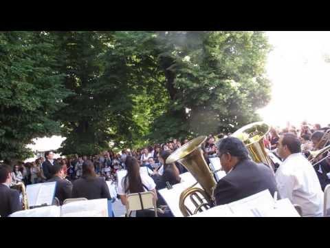 Enganchados de Rock - Banda Servicio Penitenciario - Anexa JV Gonzalez 2013 La Plata