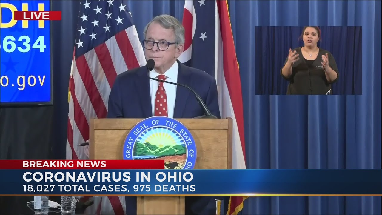 Ohio extends stay-at-home order through May 30