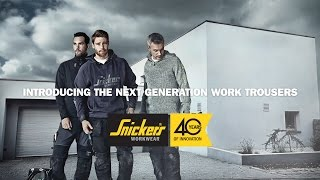 Snickers Workwear - 40 ans d