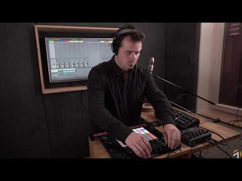 """""""Continuum"""" - live électro Trance avec Push 2 par Xavier Collet"""