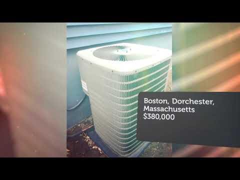 House for sale in Boston, Dorchester, $380,000