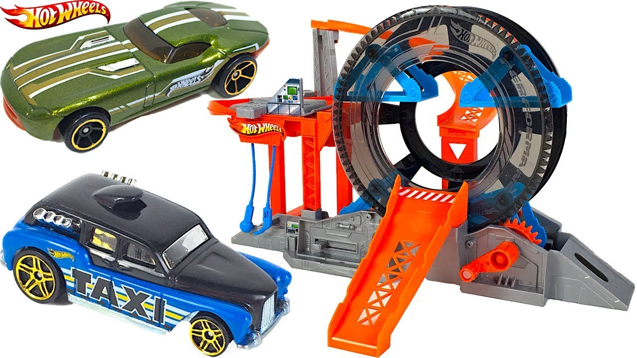 Garage Car Lift For Storage Hot Wheels Turbo Garage By Mattel With Four Car Storage Ramps Wash Lift Tune Up Station Unboxing