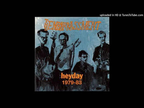 The Embarrassment - Rhythm Lines