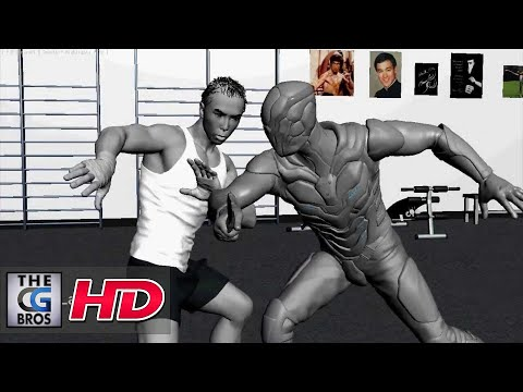 "CGI 3D Making of HD: ""A Warrior"