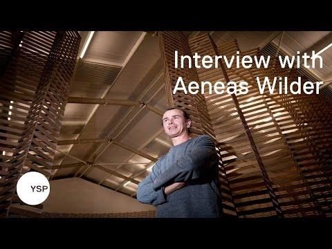 Interview with Aeneas Wilder – 20 minutes