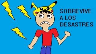 SOBREVIVIENDO A LOS DESASTRES /ROBLOX - DOGG2.0