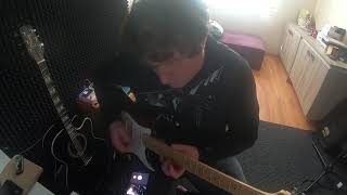 My Hearth Will Go On Guitar Cover