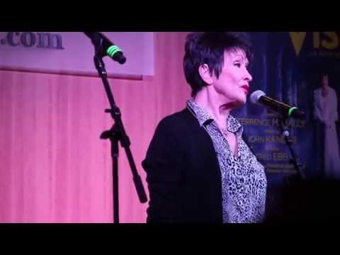 """""""The Visit"""" Broadway Cast CD Signing with Chita Rivera (7/9/15)"""